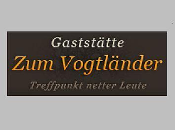 """Gaststätte """"Zum Vogtländer"""""""